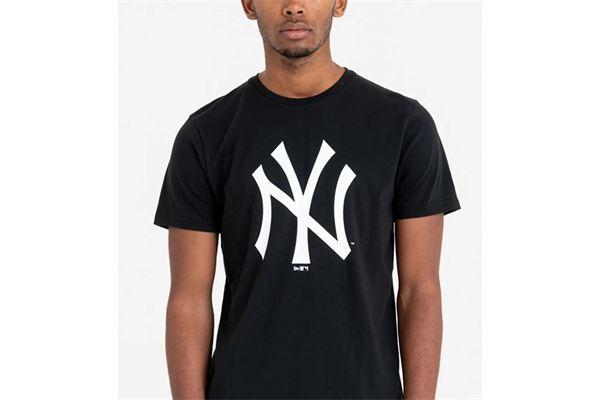 T-Shirt New Era maniche corte mlb New York Yankees NEW ERA | -89515098 | 11863697BLK