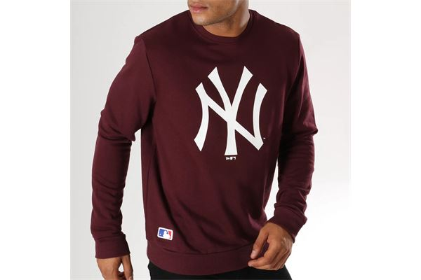 New Era Maglia Girocollo New York Yankees Team Logo NEW ERA | 92 | 11863703MRN
