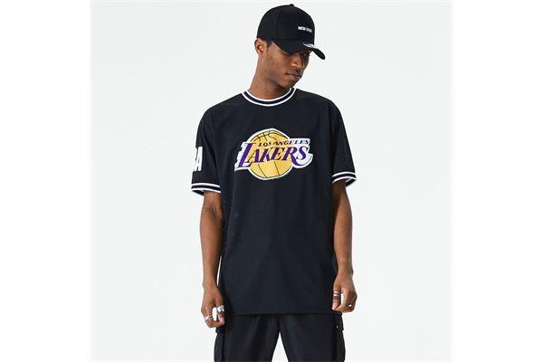 Maglia New Era La Lakers Oversize NEW ERA | -89515098 | 12485673BLK