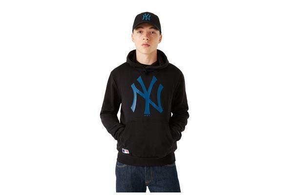 Felpa New Era New York Yankees Team Logo NEW ERA | 92 | 12827236BLKCDT