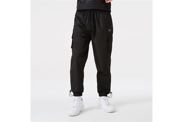 Pantaloni New Era Cargo Track Pants NEW ERA | 115 | 12829974BLKORG