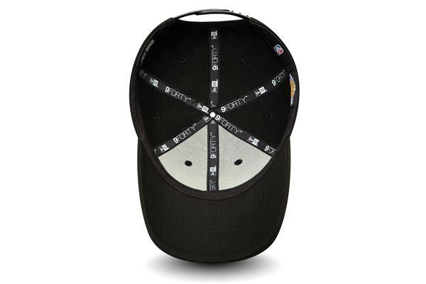 Cappello LA Lakers Pop Logo Black 9FORTY New Era NEW ERA | 26 | 60141641BLK