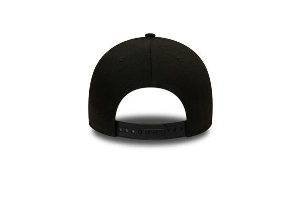 Cappello NY Yankees Pop Logo Black 9FORTY New Era NEW ERA | 26 | 60141657BLKYEL