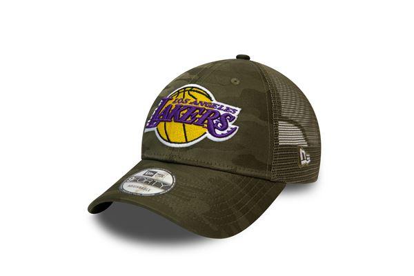 Cappello LA Lakers Camo 9Forty New Era NEW ERA | 26 | 60141744NOV