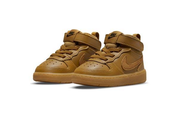 Nike Court Borough Mid 2 Bimbi Piccoli NIKE PERFORMANCE | 270000016 | CD7784701
