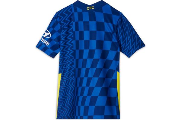 Maglia da bambino/Ragazzo Chelsea 2021/22 Nike NIKE PERFORMANCE   270000021   CV8220409