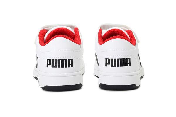 Puma Rebound Layup Lo SL V PS Bambini PUMA | 734540035 | 370492001