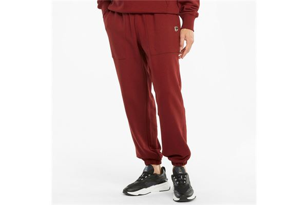 Pantaloni in french terry Downtown Puma PUMA | 115 | 531598022