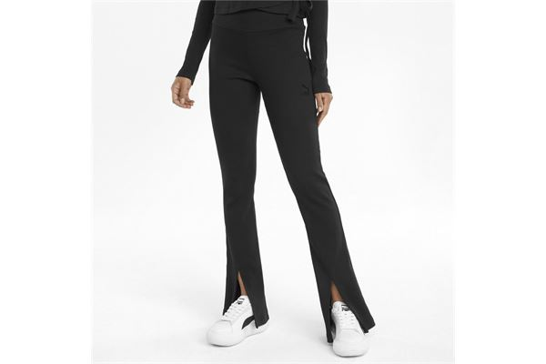 Pantaloni donna Puma con spacco Classics PUMA | 115 | 531614001