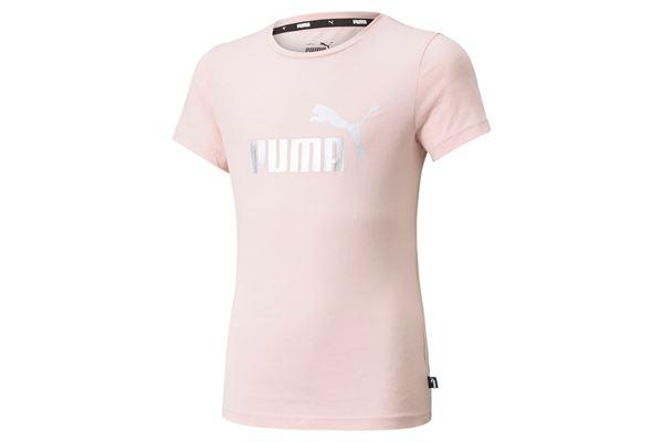Maglia bambino/ragazzo Puma Ess+Logo Tee PUMA | -89515098 | 587041036