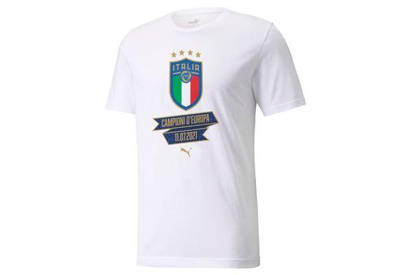 Maglia Celebrativa Italia Winner Euro 2020 Puma PUMA | -89515098 | 769642001