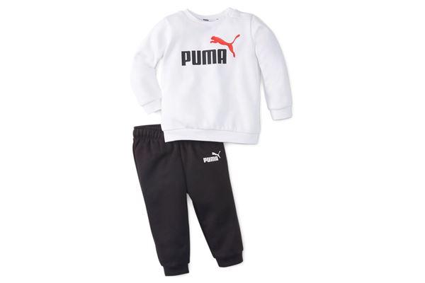 Completo da neonato Puma Minicats Jogger Essentials PUMA | 270000019 | 846141052