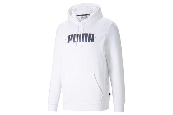 Felpa Puma Cyber Graphic Hoodie PUMA | 92 | 848174002