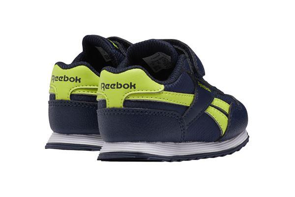 Reebok Royal Classic Jogger 3 Bimbi Piccoli REEBOK ROYAL | 270000016 | G58295-