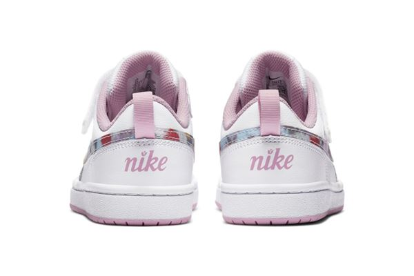 Nike Court Borough Low 2 Bambina NIKE SG   734540035   CZ6613100