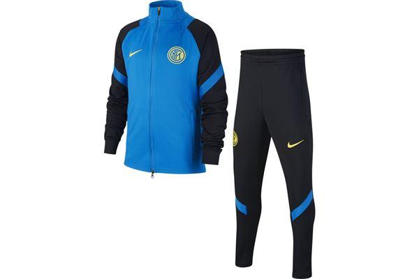 Tuta da bambino/ragazzo Inter Strike 2020/21 Nike NIKE PERFORMANCE | 270000020 | CD5352413
