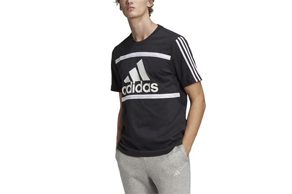 T-shirt adidas Essentials Logo Colorblock ADIDAS CORE | -89515098 | GK8912-