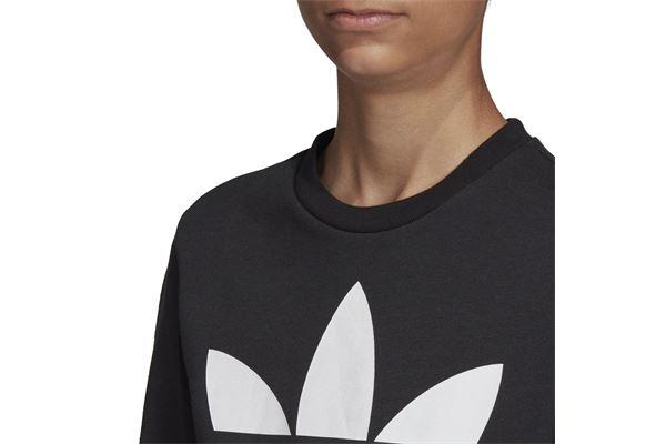 Felpa da bambino/ragazzo Adidas Trefoil Crew ADIDAS ORIGINALS | 92 | ED7797-