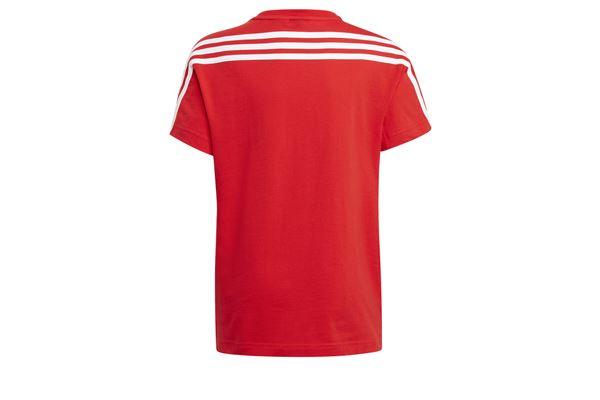T-shirt 3-Stripes Cotton ADIDAS PERFORMANCE | -89515098 | GJ6676-