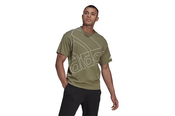 T-shirt Giant Logo ADIDAS PERFORMANCE | -89515098 | GK9428-