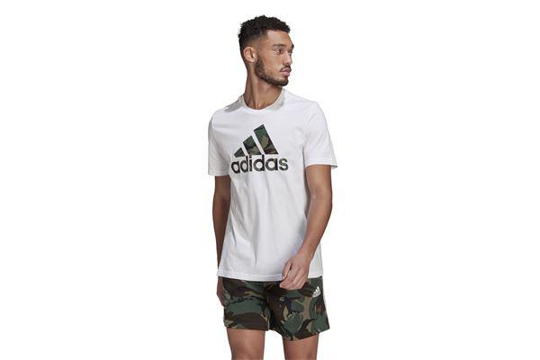 T-shirt adidas Essentials Camouflage Print ADIDAS PERFORMANCE | -89515098 | GK9635-