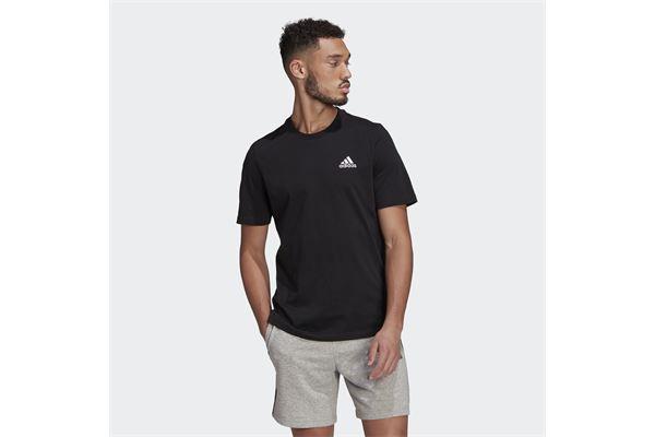 T-shirt adidas Essentials Embroidered Small Logo ADIDAS PERFORMANCE   -89515098   GK9639-