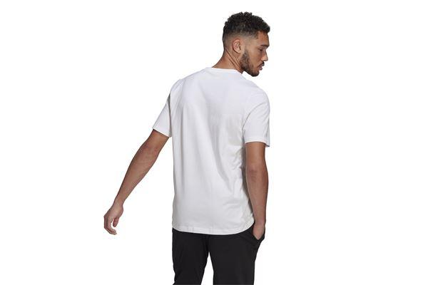 T-shirt Essentials Embroidered Small Logo ADIDAS PERFORMANCE | -89515098 | GK9640-