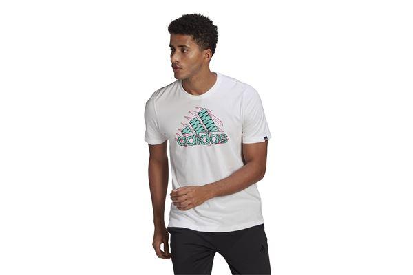 T-shirt adidas Jungle Logo Graphic ADIDAS PERFORMANCE | -89515098 | GL2395-