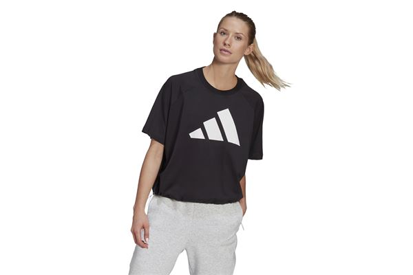 T-shirt adidas Sportswear Adjustable Badge of Sport ADIDAS PERFORMANCE | -89515098 | GL9477-