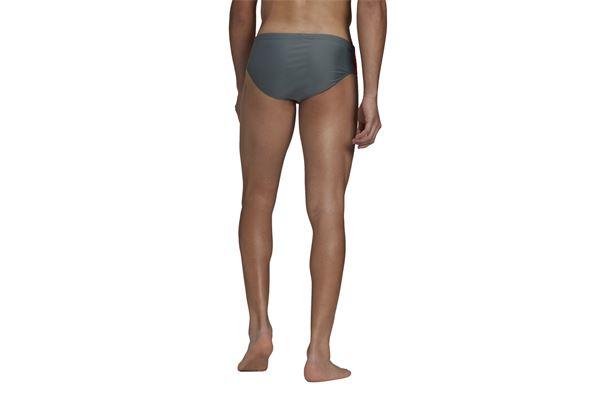 Costume Adidas Fitness 3 Stripes Swim Trunk ADIDAS PERFORMANCE | 85 | GM3563-