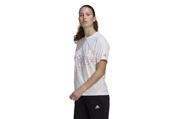 T-shirt adidas Giant Logo ADIDAS PERFORMANCE | -89515098 | GM5573-