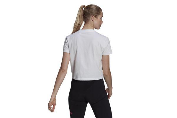 T-shirt adidas Essentials Gradient Cropped ADIDAS PERFORMANCE | -89515098 | GM5577-