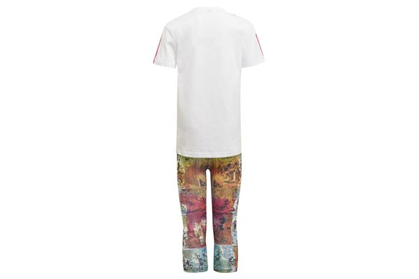 Completo bambina Minnie Mouse Summer ADIDAS PERFORMANCE | 42 | GM6921-