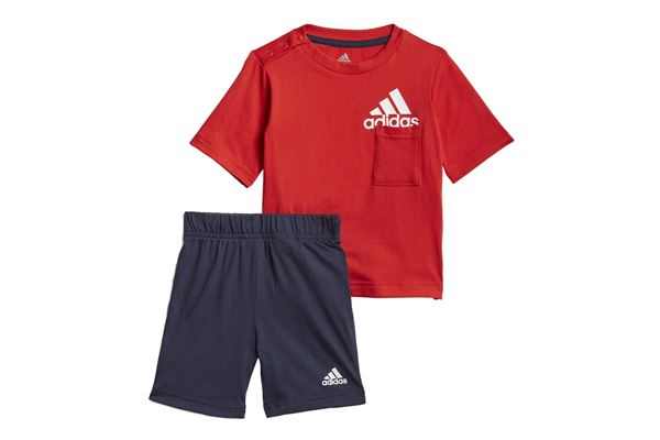 Completo per Neonati Adidas Badge of Sport ADIDAS PERFORMANCE | 270000019 | GM8941-
