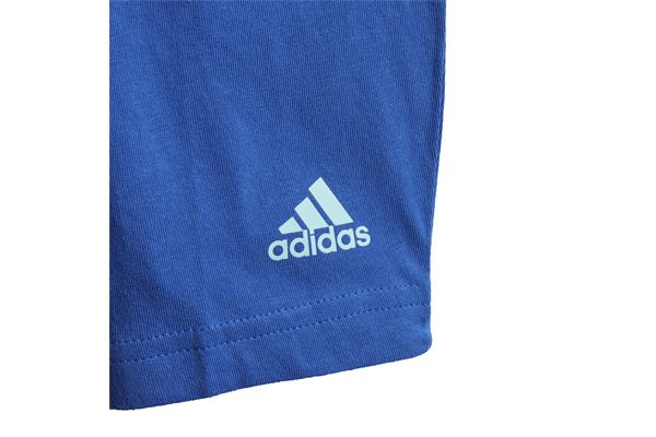 Completo Adidas Neonati Essentials Tee And Shorts ADIDAS PERFORMANCE | 270000019 | GN3928-