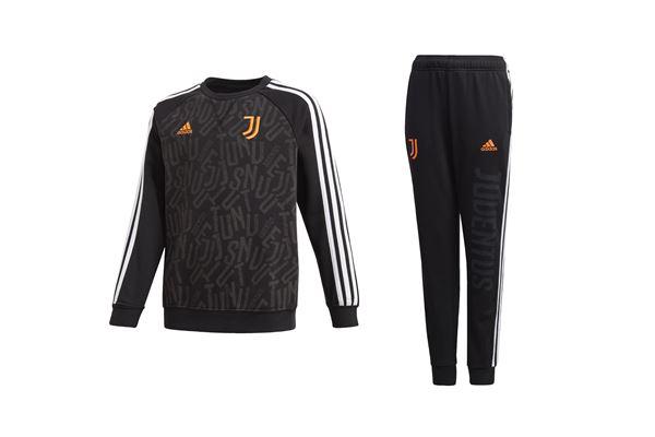Tuta da bambino/ragazzo Juventus 2020/21 Adidas ADIDAS PERFORMANCE | 270000020 | FR4233-