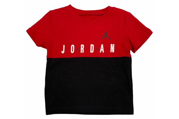 Completo da Neonati Jordan JumpMan Set Big Block JORDAN | 270000019 | 65A396023