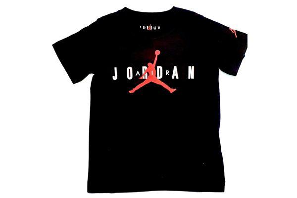 Maglia da bambino/ragazzo Jordan JumpMan Brand Tee JORDAN | -89515098 | 955175023