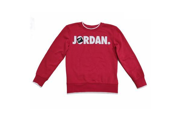 Felpa da bambino/ragazzo Jordan JumpMan JORDAN | 92 | 95A295R78