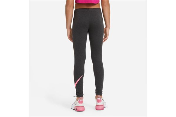 Leggings da Bambina/Ragazza Nike Sportswear Swoosh NIKE SG | 270000023 | AR4076032