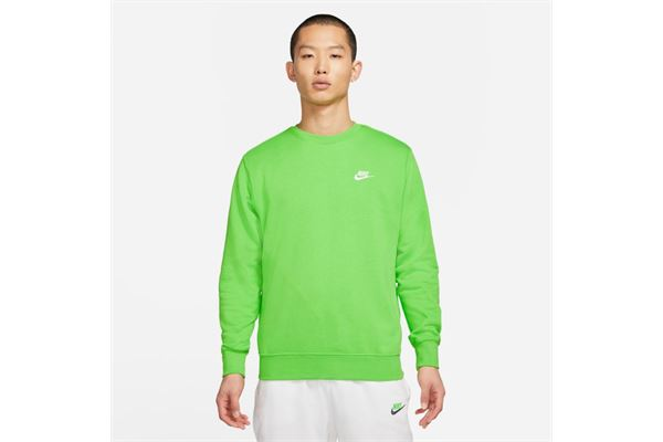 Nike Sportswear Club French Terry Crew NIKE SG | 92 | BV2666304