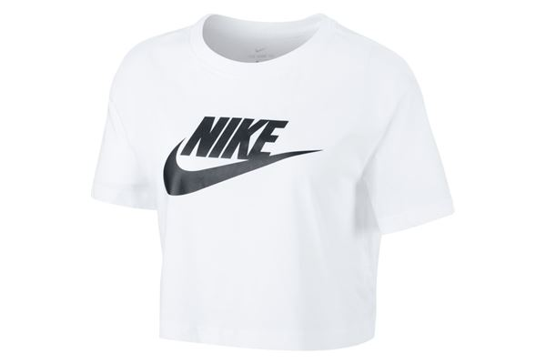 Maglia da donna Nike Sportswear Essential Cropped NIKE SG | -89515098 | BV6175100