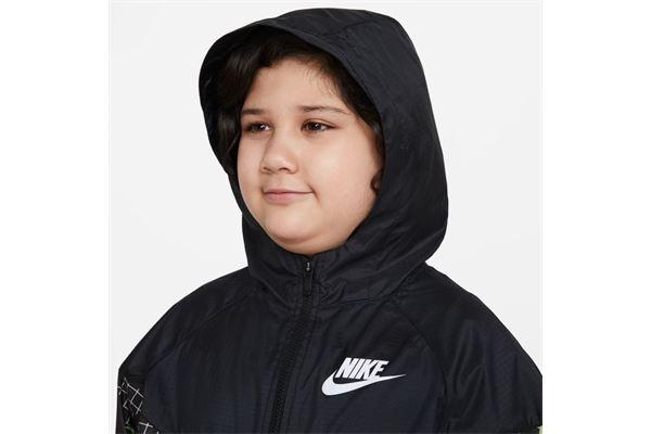 Giubbino da bambino/ragazzo Nike Sportswear Windrunner RTLP NIKE SG | 391095581 | DA0758702