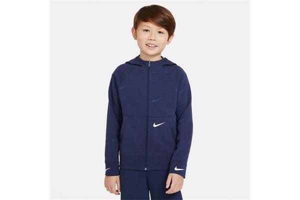 Felpa da bambino/ragazzo Nike Sportswear Swoosh NIKE SG | 92 | DA0768410