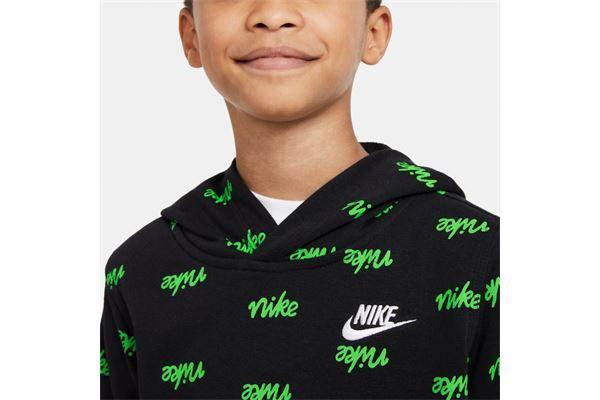 Felpa da bambino/ragazzo Nike Sportswear Script NIKE SG | 92 | DB3257010