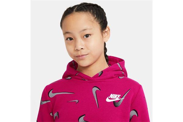 Felpa da bambina/ragazza Nike Sporswear Printed NIKE SG | 92 | DC3429675