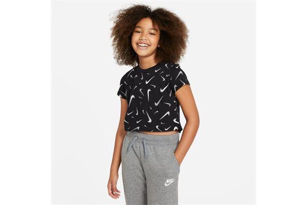 Maglia da bambina/ragazza Nike Sportswear Crop NIKE SG | -89515098 | DC7348010
