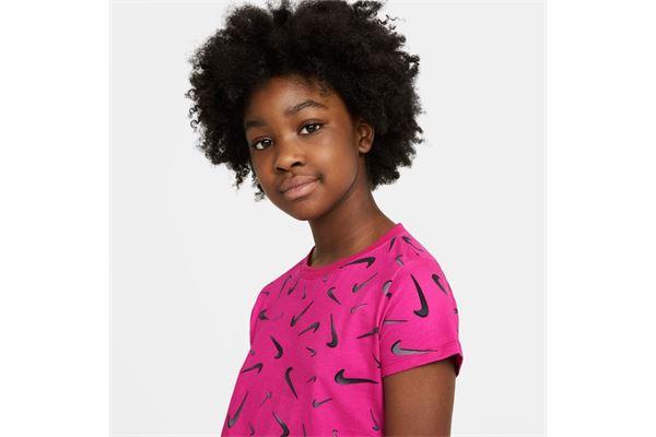 Maglia da bambina/ragazza Nike Sportswear Crop NIKE SG | -89515098 | DC7348615