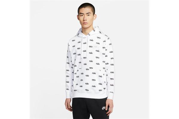 Felpa Nike Sportswear Allover Print NIKE SG | 92 | DC8090100