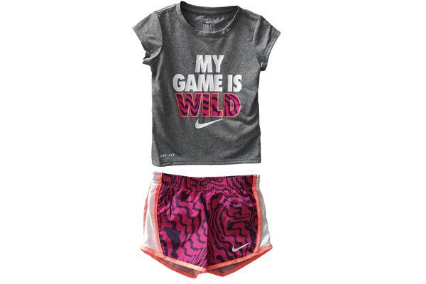 Completo Nike DriFit da Bambina NIKE | 19 | 36H584A0I